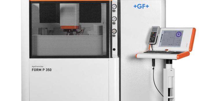 形彫放電加工装置 FORM P350 導入予定
