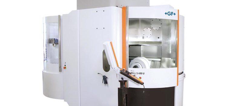 高速同時5軸加工マシニングセンタ18面パレット仕様を導入します。